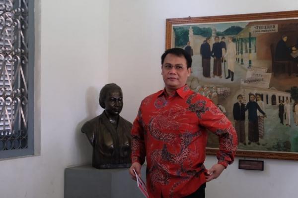 Basarah: Jokowi-Ma'ruf Efektif Kampanye di Desember-Januari