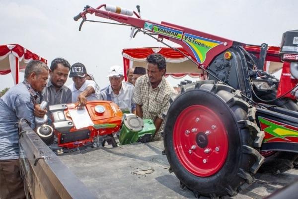 Pacu Produktivitas Pertanian, Perlu Dukungan Alsintan