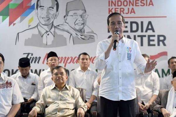 Capaian Keberhasilan Jokowi-JK Nilai Lebih Yakinkan Rakyat