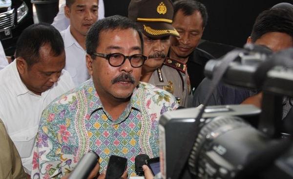 Kawal Suara di Banten, 'Si Doel' Bentuk Kamar Hitung