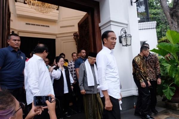Hitung Cepat SMRC: Jokowi-Amin Menang di 20 Provinsi