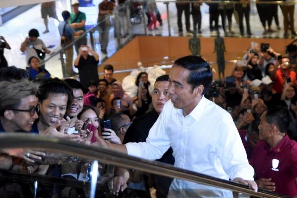 Jokowi Senang Dapat Ucapan Selamat dari Masyarakat