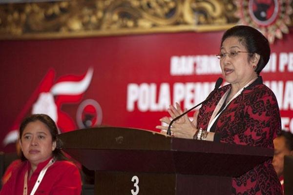 Puan Berharap Megawati Berkenan Tetap Jadi Ketua Umum