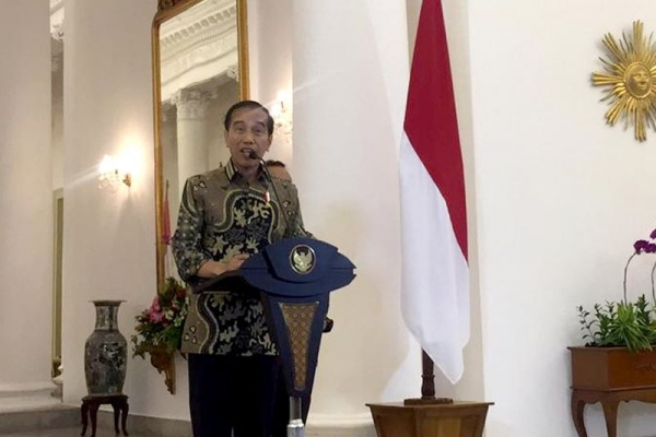Percepat Kesejahteraan, Jokowi Undang Tokoh Papua ke Istana