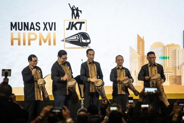 Pertemuan dengan KPK, Ini Jawaban Presiden Jokowi