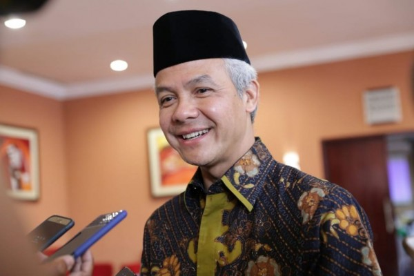 Pelantikan Presiden Jokowi, Ini Harapan Ganjar Pranowo