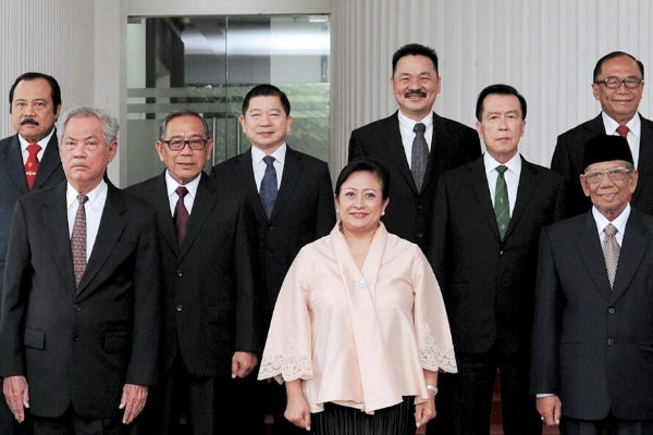 Pamitan, Presiden Jokowi Apresiasi Kinerja Wantimpres