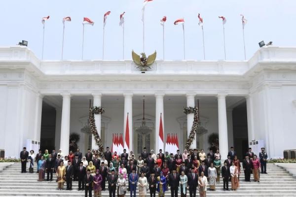 Kabinet Indonesia Maju Akselerasi Atasi Perkembangan Zaman