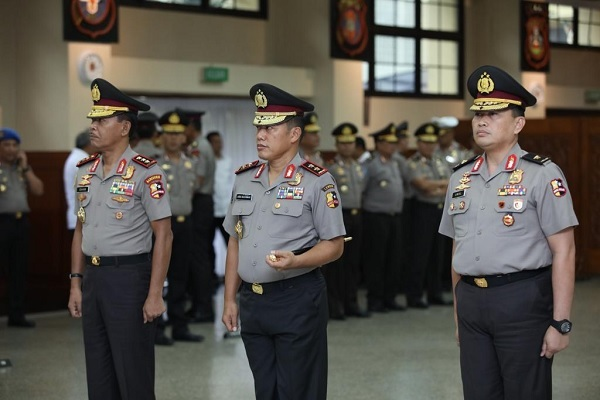Kapolri Baru, Presiden Jokowi Usulkan Komjen Idham Azis