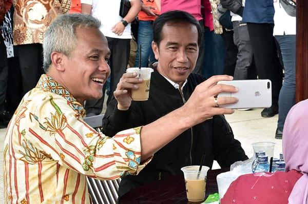 Ganjar Didukung PDI Perjuangan & Nasdem Jadi Capres 2024