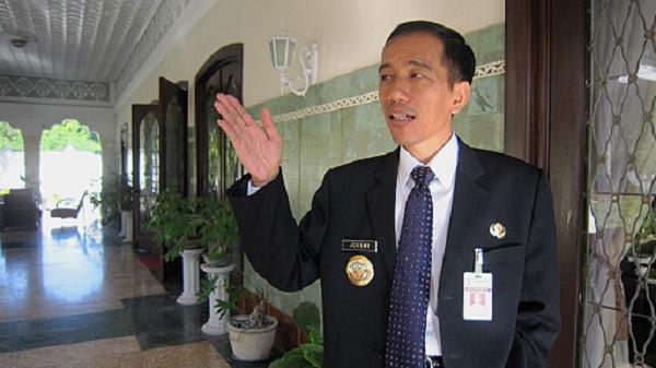 Ini Kata Rudy Saat Jokowi Bisa Jadi Wali Kota Solo