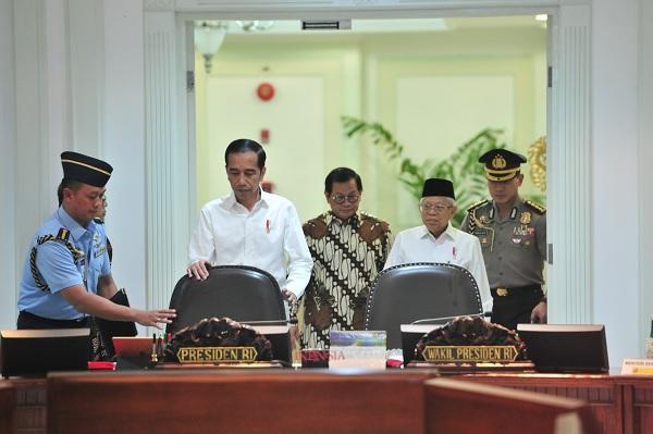 Jokowi Ingin Kemudahan Berusaha di RI Naik ke Ranking 40-50