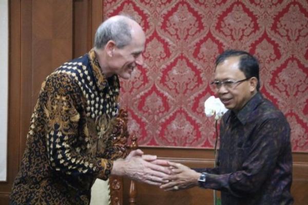 Dubes Belanda Kagumi Beleid Pembatasan Plastik di Bali