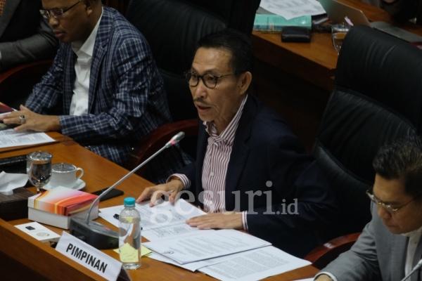 Herman Herry Dukung Promosi Kapolda Metro Jaya