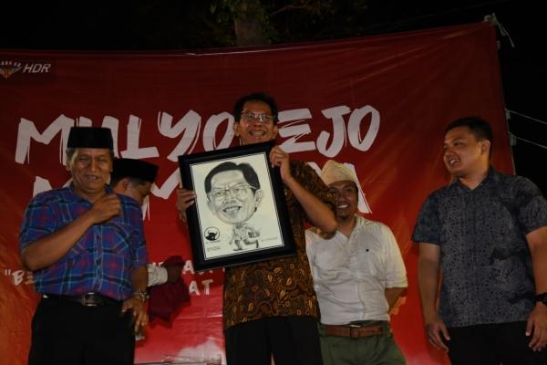 Cak Awi Ajak Warga Kota Surabaya Jaga Kondusifitas