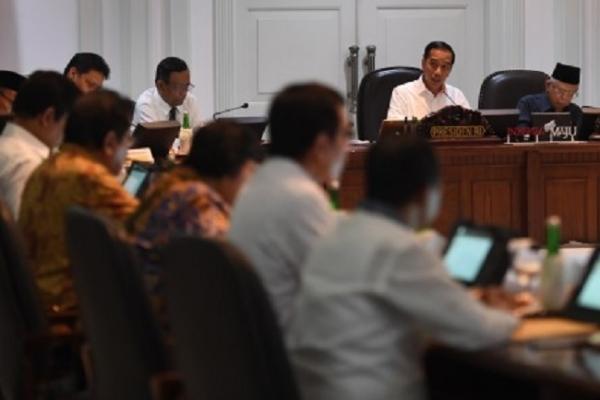 Jokowi Harap Riset Beri Manfaat Nyata, Jangan Tumpang Tindih