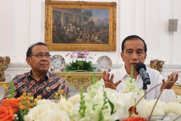 Presiden Tegaskan Rancangan UU Ibu Kota Baru Telah Rampung