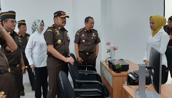 Burhanuddin: Jajaran Kejaksaan Tetap Akan Independen