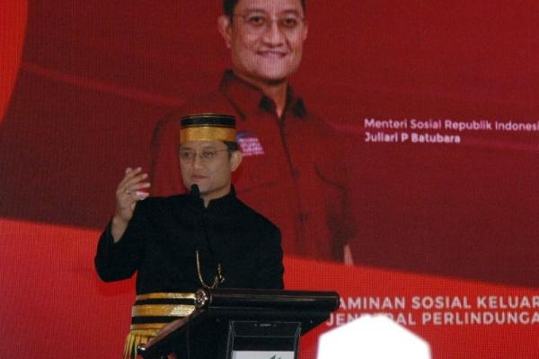 Pascabencana, Juliari Perbanyak PKH di Kabupaten Bogor