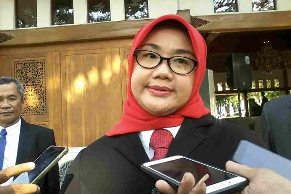 PDI Perjuangan Telah Berikan Rehabilitasi Bupati Sragen Yuni