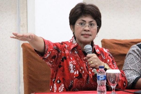 Mercy Barends Minta Pengembangan Blok Masela Jangan Ditunda