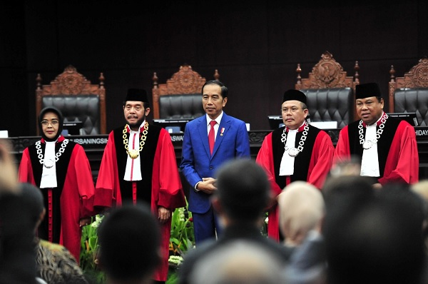 Wujudkan Hukum yang Fleksibel & Responsif, Ini Kata Jokowi