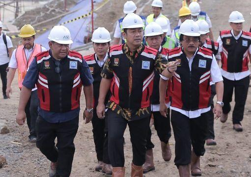 Hendi Optimistis SPAM Semarang Barat Selesai Sebelum Target