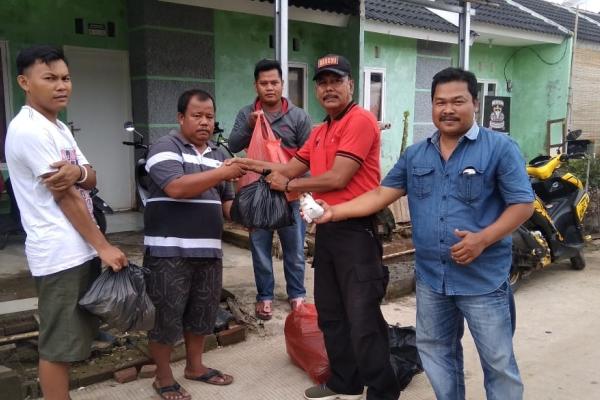 PDI Perjuangan Banten Gelar Bakti Sosial & Pengobatan Gratis