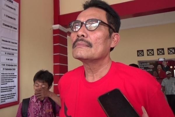 """Ketua DPC PDI Perjuangan Blora """"Takut"""" Tunggu Rekom DPP"""