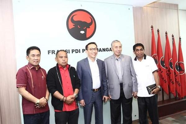 Herman: DPRD Kabupaten Corong Utama Serap Aspirasi Daerah
