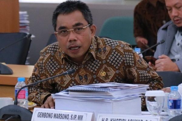 Gembong: Anies Tidak Mumpuni Ikut Pilpres 2024