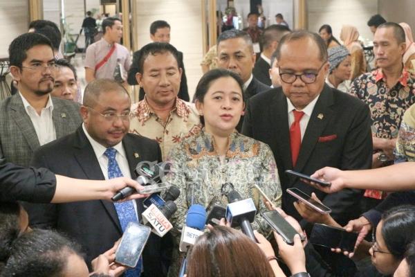 Duet dengan Prabowo, Puan Belum Terpikir Pilpres 2024