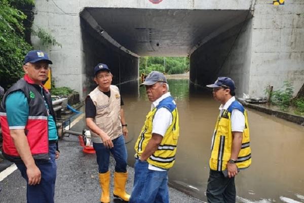 Penanganan Banjir Terintegrasi Bukan Batasan Administratif