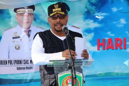 Murad Ajak Masyarakat Maluku Kurangi Penggunaan Plastik