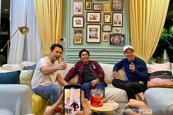 Mardani Berbagi Kiat Bisnis dengan Raffi Ahmad & Baim Wong