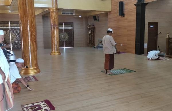 Cegah Polemik, Tempat Ibadah Dibuka Terlebih Dahulu