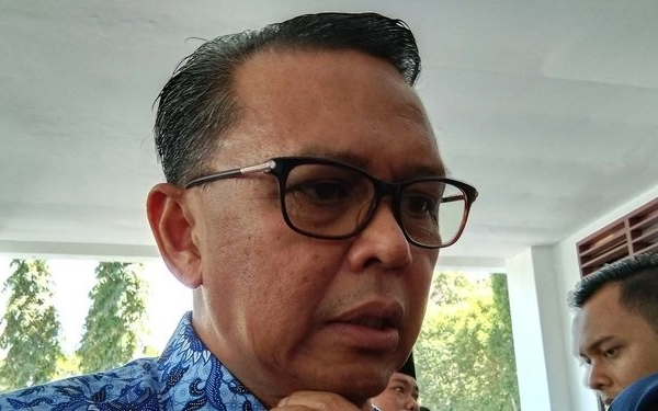 Gubernur Nurdin Abdullah Tegaskan Mall Masih Ditutup