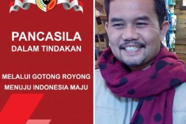 Pancasila dan Gotong Royong Berskala Besar