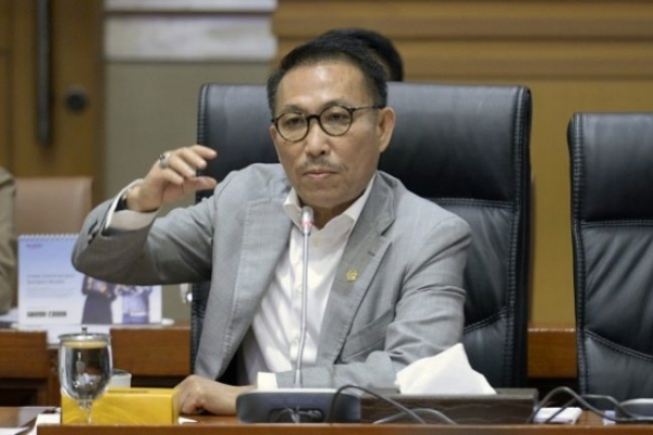 Herman Tegaskan 'Reshuffle' Kabinet Bukan Hal yang Tabu