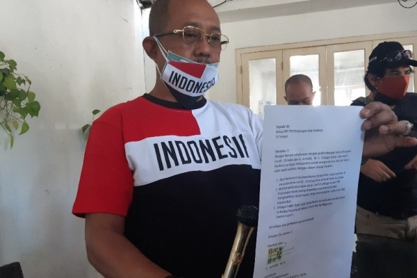 Armuji Mundur Dari Bakal Calon Wali Kota Surabaya