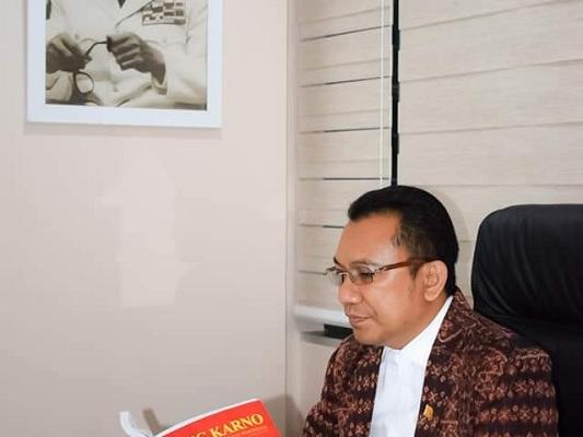 Bung Karno, Inspirator & Motivator Perjuangan Ansy Lema