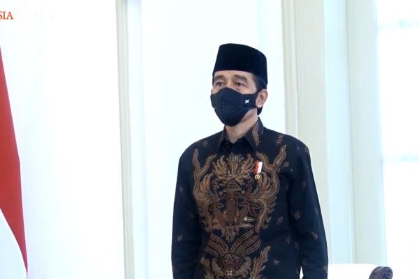 Presiden Ajak GP Ansor Ikut Jaga Ruang Kebebasan