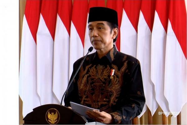 Efek COVID-19, Presiden Minta Ansor Ringankan Beban Warga