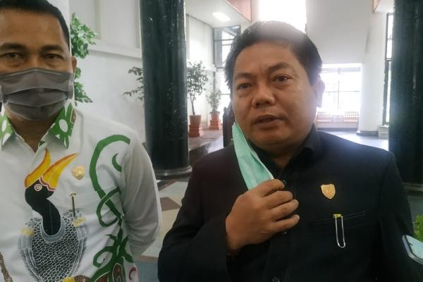 Wiyatno Tegaskan DPRD Kateng Dukung UU Ciptaker