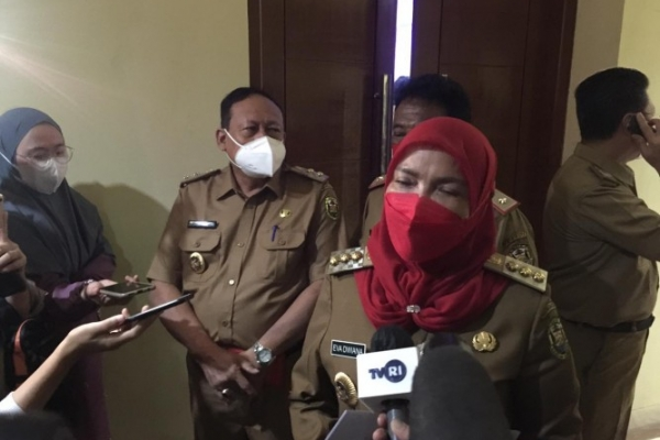 Eva-Deddy Komitmen Memperindah Kota Bandar Lampung