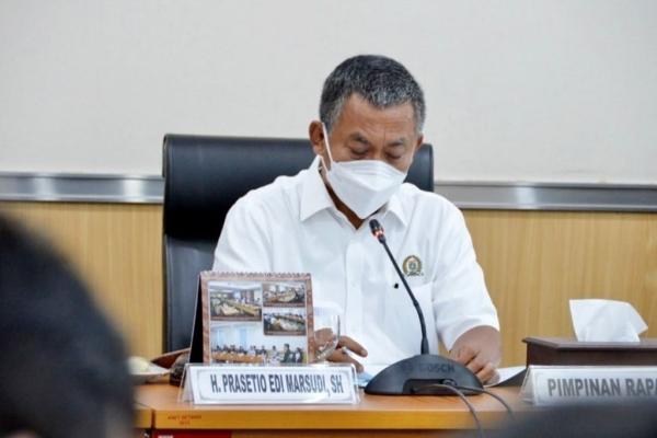 Presetyo Endus Keganjilan di Lingkungan Pemprov DKI