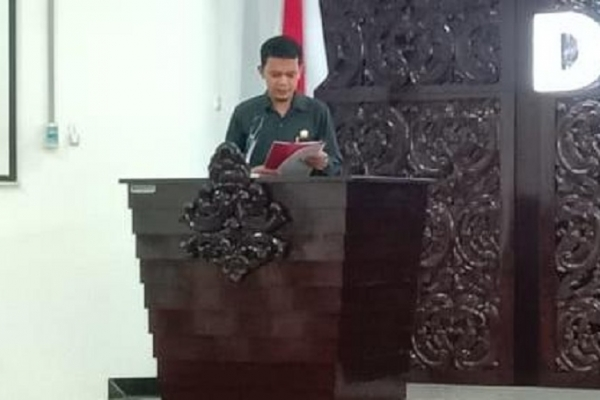 Legislator Minta Alokasi SILPA Fokus Kualitas Infrastruktur
