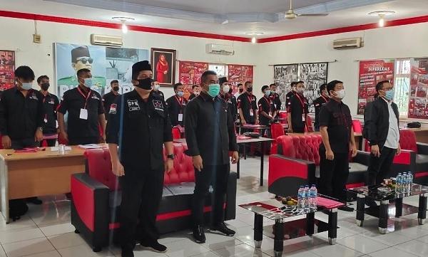 Wanto Minta Repdem Jangan Lelah Advokasi Kasus Marhaenis