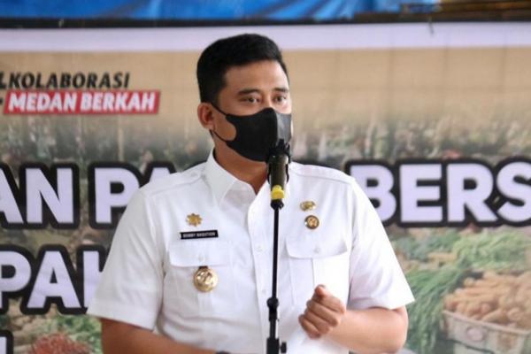 Bobby Komitmen Jadikan Kota Medan Lebih Bersih