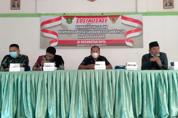 Darul Hasyim Fath Beri Materi Kebangsaan di Pesantren